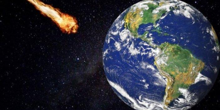 Asteroit Dünya'ya yaklaşıyor! Tarih ve saati belli oldu