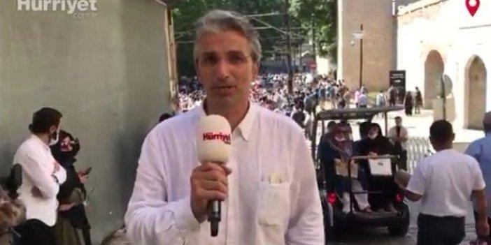 Yıllarca Oda TV – Ergenekon davasından yatan Nedim Şener 'hidayete erdi': Ayasofya videosu izlenme rekorları kırıyor