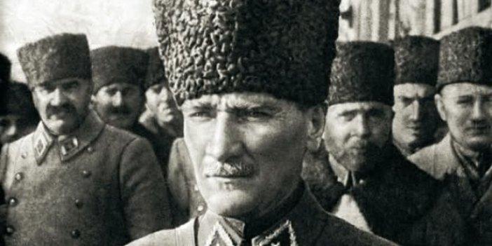 O, mavi gözlü bir Bozkurt'tu! İşte Atatürk'ün Türklüğün sembolü Bozkurt'a olan tutkusu