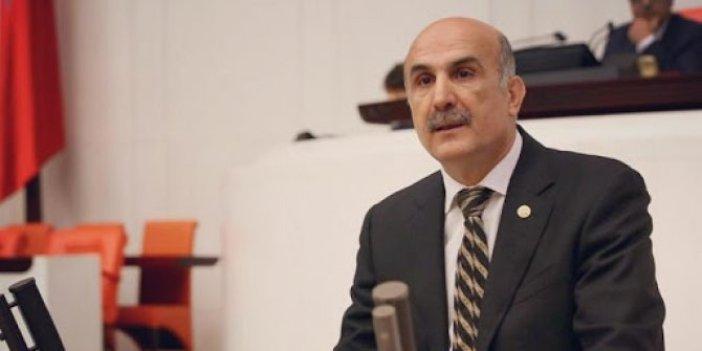 AKP Batman Milletvekili Ziver Özdemir, korona virüse yakalandı