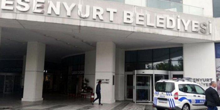 AKP döneminden kalan borçlar nedeniyle CHP'li belediyeye haciz!
