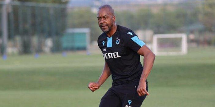 Eddie Newton Trabzonspor tarihine geçebilir