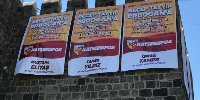 Kayserispor küme düşmedi: Hulusi Akar, Kayseri Valisi, AKP'li vekiller ve Belediye Başkanı tek tek teşekkür etti