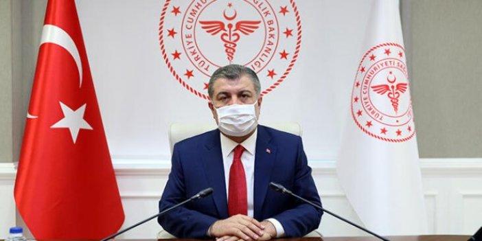 Bakan Fahrettin Koca'dan kritik görüşme sonrası 81 ile bayram uyarısı