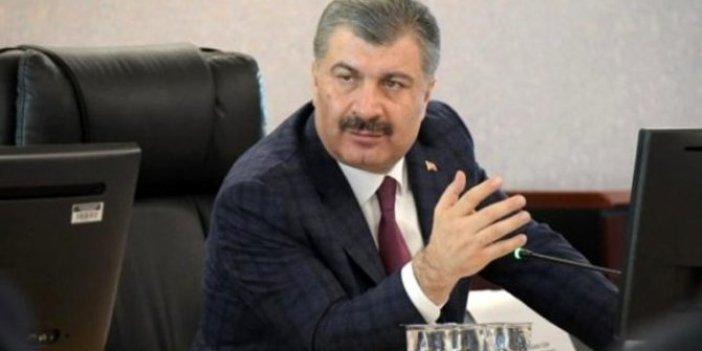 Sağlık Bakanı:  Vaka sayısı bin sınırında