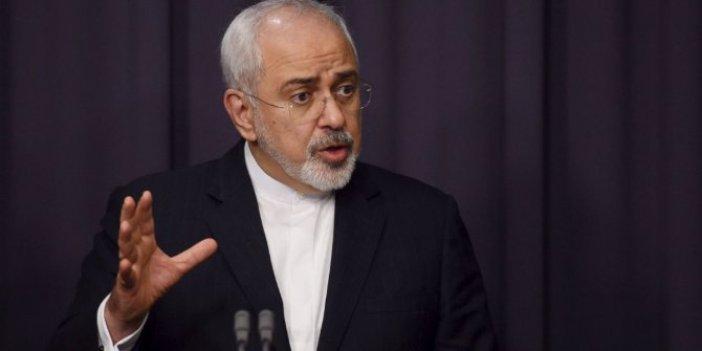 İran Dışişleri Bakanı Cevad Zarif'ten Amerika ve Avrupa'ya şok suçlama