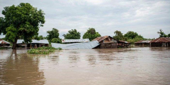 Nijerya'da sel felaketinde ölenlerin sayısı arttı