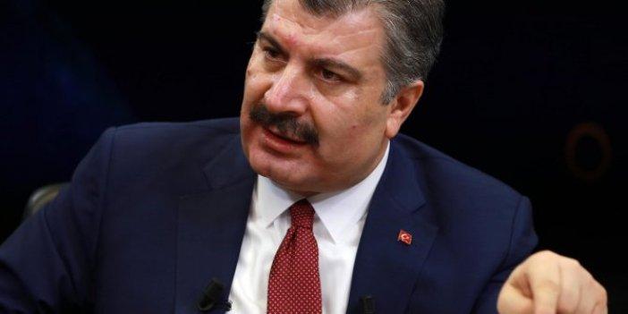 """Sağlık Bakanı Koca Hürriyet'e konuştu, """"virüs bitti sanmayın"""" dedi ve uyardı: Yeni belirtiler var"""