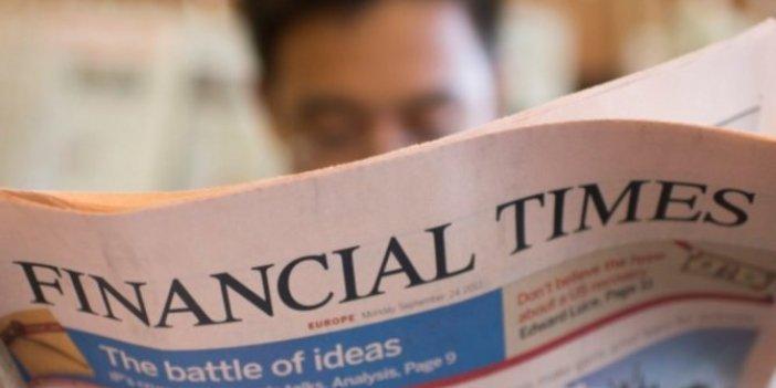 """Financial Times'tan """"Türkiye rezervlerini bitiriyor"""" uyarısı"""
