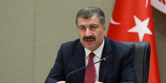 Sağlık Bakanı Koca'nın açıklamalarına artık herkes tepki göstermeye başladı