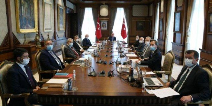 Rapor Erdoğan'ın masasında: Şirket, otel, lokanta, AVM ve daha onlarcası