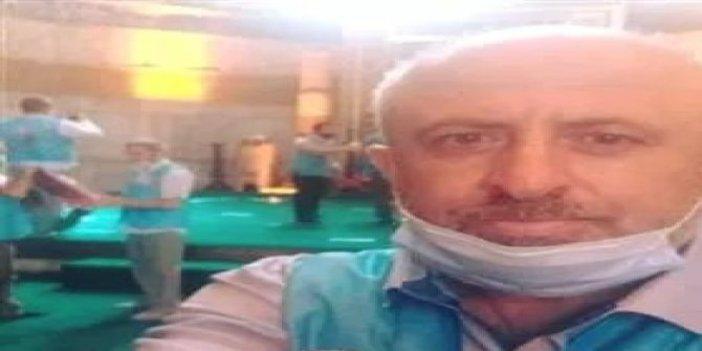 Ayasofya Camii'nde görevlendirilen müezzinin Ayasofya Camii'nde şok ölümü