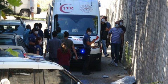 Genç kadın sokak ortasında katledildi