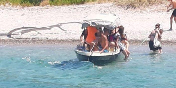 Korkutma uğruna bir aileyi yok etti... Kim bunlara kaptanlık izni veriyor?