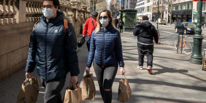 New York'ta korona virüs istifası