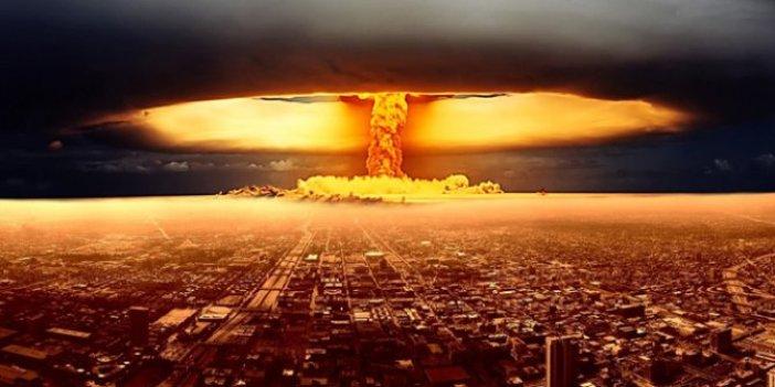 Mantar bulutu nedir, neden olur? Nükleer patlama nedir