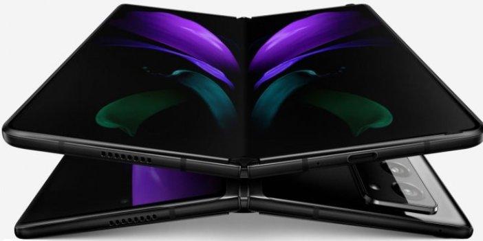 Samsung'un katlanabilir telefonu Galaxy Z Fold2 tanıtıldı