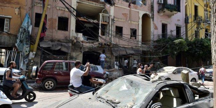 Beyrut'taki zarar 15 milyar doları aştı