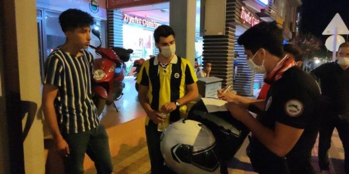 Polis maskelerini sordu! Gençlerden şok eden cevap geldi