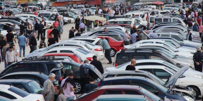 İkinci el araç satışında 5 bin TL ceza, 1 Eylül'de başlıyor