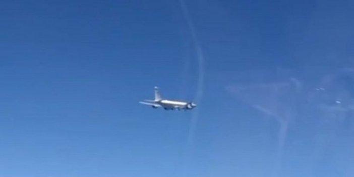 Karadeniz'de tehlikeli karşılaşma: Rus jetleri acil havalandı