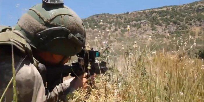 3 PKK'lı belasını buldu