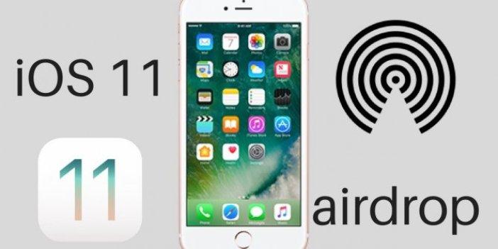 iPhone'lardaki AirDrop özelliği Android telefonlara geldi