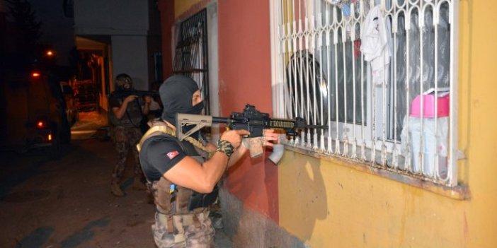 PKK'nın gençlik yapılanmasına baskın
