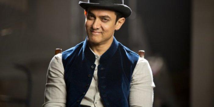 Aamir Khan'dan flaş Türkiye açıklaması