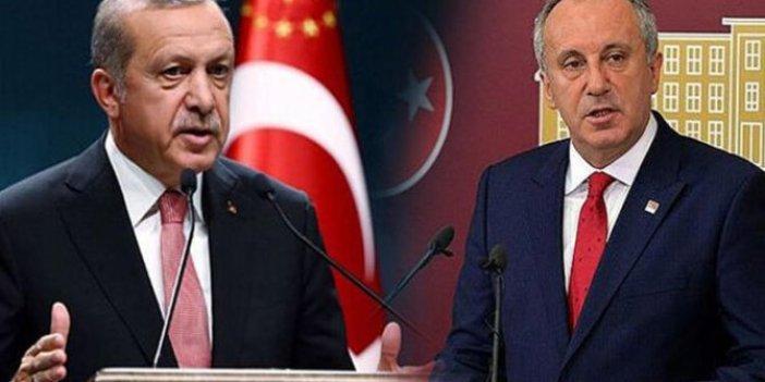 Erdoğan'dan flaş Muharrem İnce açıklaması