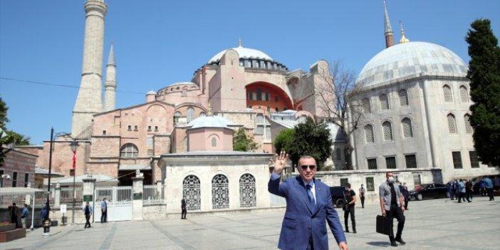 'Ekonomi uçuyor' diyen Erdoğan piyasalardaki hareketliliği buzdolabı örneğiyle açıkladı