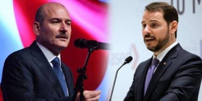 Süleyman Soylu'dan Berat Albayrak'a destek tweeti