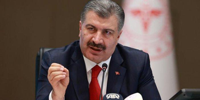 Sağlık Bakanı Koca artık eleştirilmeye başlandı: Bir sert eleştiri de Hacettepeli profesörden geldi