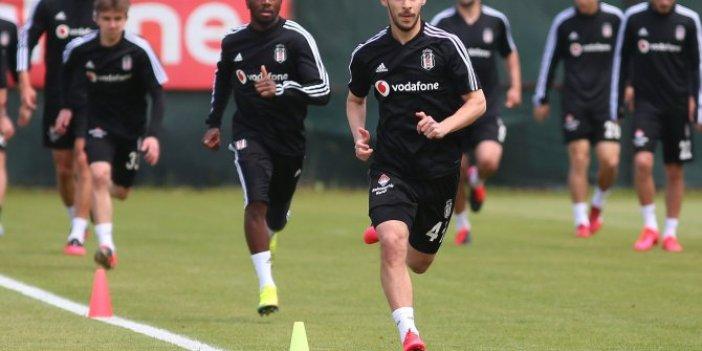 Beşiktaş yarın top başı yapıyor