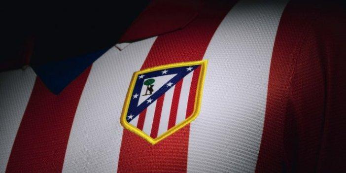 Atletico Madrid'de korona virüs şoku