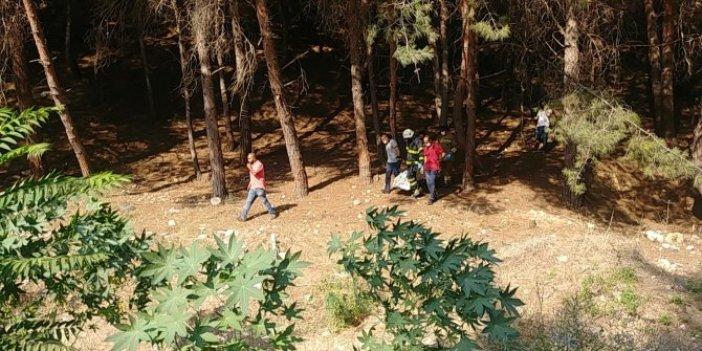 Hatay'da kan donduran olay! Baba ile kızının cansız bedenleri farklı ilçelerde ağaca asılı bulundu