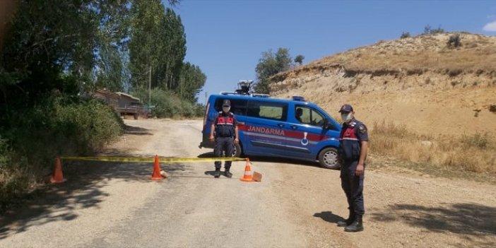 Isparta'da 1 köy karantinaya alındı