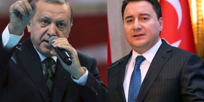 Tayyip Erdoğan ile Ali Babacan arasında ekonomi krizi