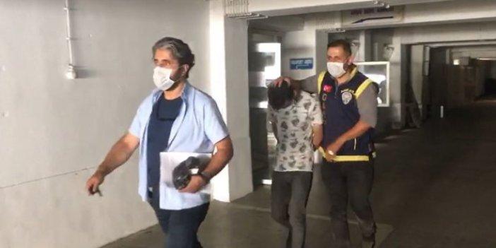 Rehineyi Türk polisi kurtardı