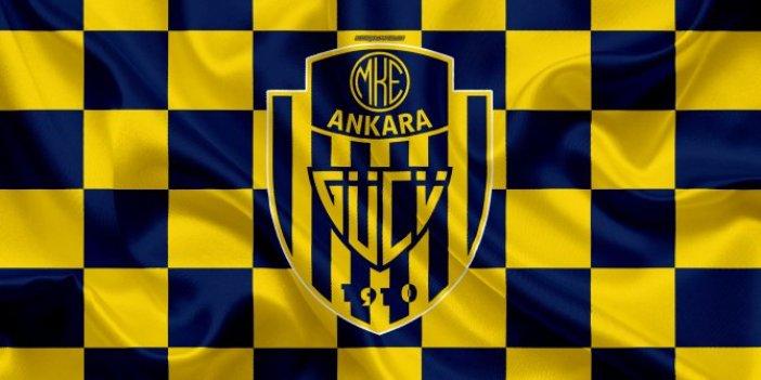MKE Ankaragücü'nde sportif direktör Adnan Erkan ile yollar ayrıldı