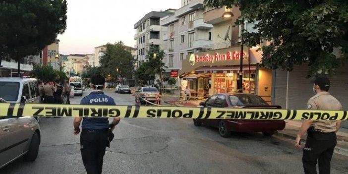 İstanbul'da hırsızlar bekçilerle çatışmaya girdi!