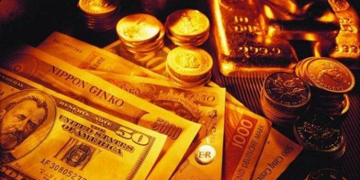 Altın, Dolar ve Euro düşerken o hızla yükseliyor