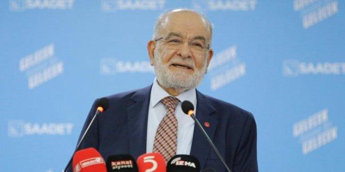 Saadet Partisi lideri Karamollaoğlu açıkladı Hem telefonlarda hem odalarımızda