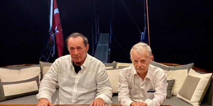 Alaattin Çakıcı, Mustafa Abdülcemil Kırımoğlu ile görüştü