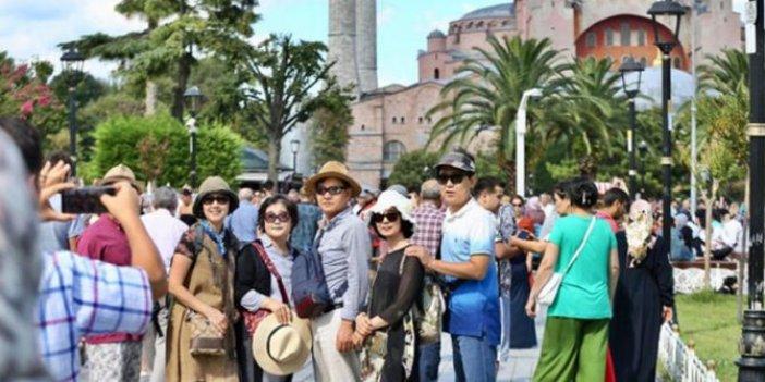 İstanbul turizmde resmen dibi gördü