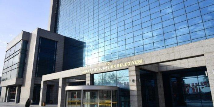 Ankara Büyükşehir Belediyesi'nden yolsuzluk iddialarına kalem kalem cevap
