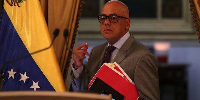Venezuela Devlet Başkan Yardımcısı'nda korona tespit edildi