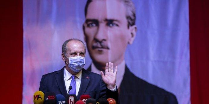 Muharrem İnce canlı yayında açıkladı: Bin Günde Memleket Hareketi 4 Eylül'de başlıyor