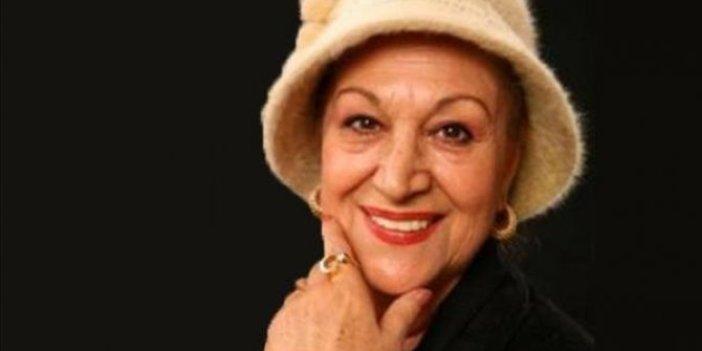 Usta oyuncu Meral Niron 83 yaşında hayatını kaybetti