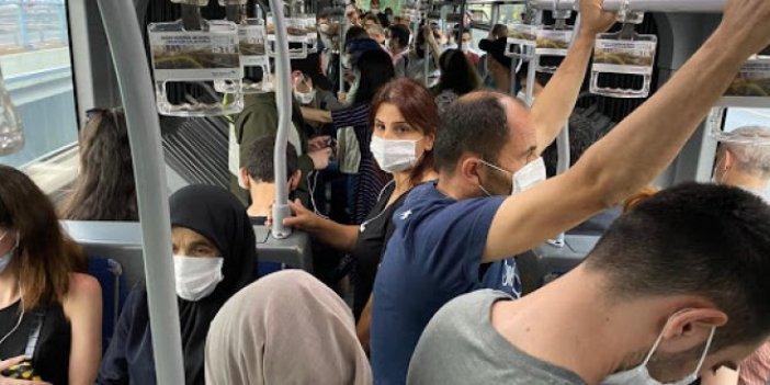 CHP'li vekilden flaş iddia: 'Virüs taşıyanlar şehiriçi otobüsle eve yollanıyor'